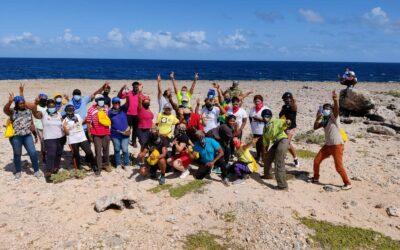 Team dag/serada di aña Fundashon Pro Bista 2020